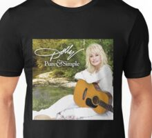 Dolly Parton Pure & Simple Unisex T-Shirt