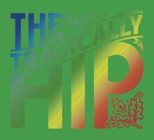 the tragically hip Kids Tee