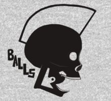 Geoff - Balls! by laurawheeler