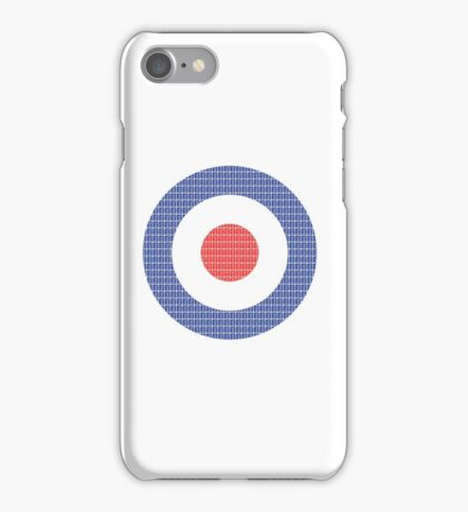 RAF Symbol iPhone Case/Skin