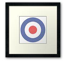 RAF Symbol Framed Print