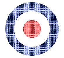 RAF Symbol Photographic Print