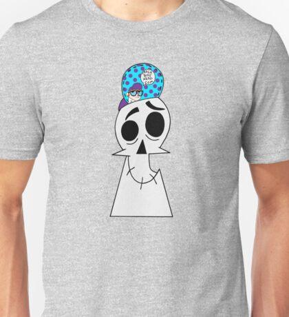 Track Bike Nerd: Grim Edition Unisex T-Shirt