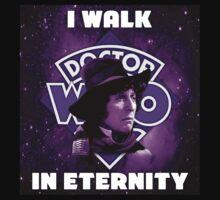 I Walk In Eternity One Piece - Short Sleeve