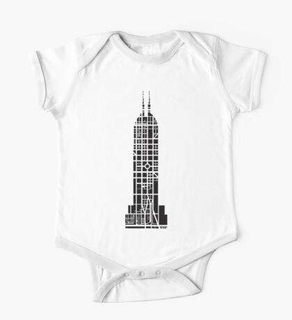 Indy Tower One Piece - Short Sleeve