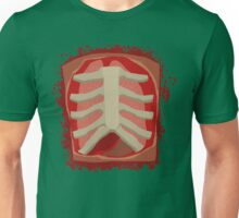 Surgeon Simulator - Ribcage Design - Official Merchandise Unisex T-Shirt