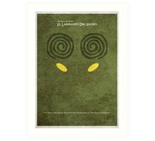 El laberinto del fauno - 2 (Pan's Labyrinth) Art Print
