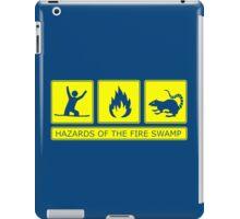 Hazards of the Fire Swamp iPad Case/Skin