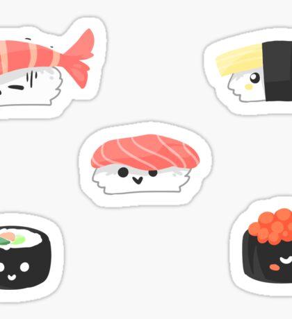 Minisushi Sticker