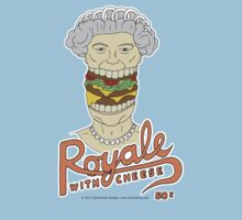 Royale with cheese Baby Tee