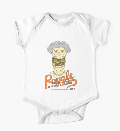 Royale with cheese Kids Clothes
