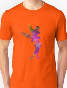 Tinkerbell in watercolor Unisex T-Shirt