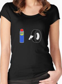 Complete Tool Kit Women's Fitted Scoop T-Shirt