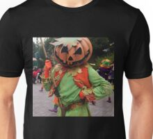 Pumpkin mask Unisex T-Shirt