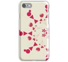 Warli art iPhone Case/Skin