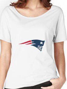 New England Patriots Women's Relaxed Fit T-Shirt