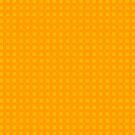 Plaid Design Orange Yellow by Vitta