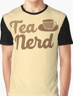 Tea nerd Graphic T-Shirt