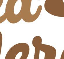 Tea nerd Sticker