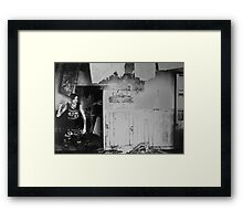 Anarchy? Framed Print