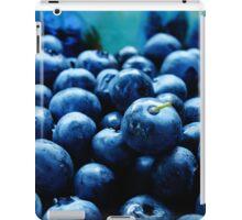 Fresh Blueberries iPad Case/Skin