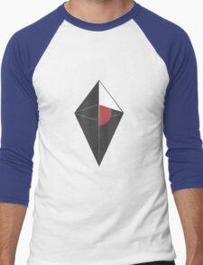 No mans Sky Logo Men's Baseball ¾ T-Shirt