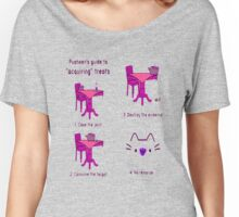 pussies adventure Women's Relaxed Fit T-Shirt