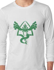 Lugia Pokemon Go Team Harmony Long Sleeve T-Shirt