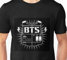 BTS ARMY Logo Print Unisex T-Shirt
