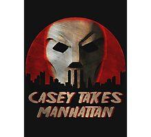 Casey Takes Manhattan Photographic Print