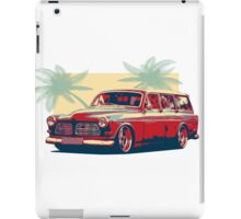 1967 Volvo iPad Case/Skin