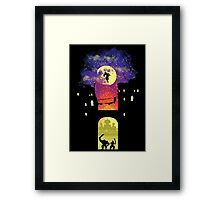 Rags To Riches Framed Print