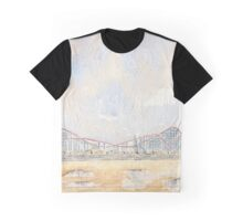 Big Roller Coaster Blackpool Graphic T-Shirt