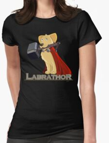 Labrathor Womens Fitted T-Shirt