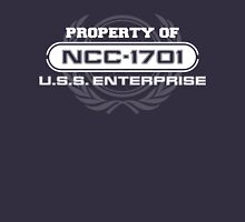 Vintage Property of NCC1701 Unisex T-Shirt