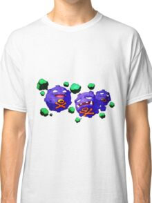Koffing Weezing Classic T-Shirt