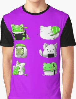pussies adventure Graphic T-Shirt