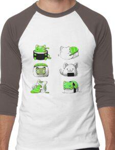 pussies adventure Men's Baseball ¾ T-Shirt