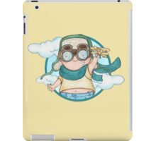 Little pilot iPad Case/Skin