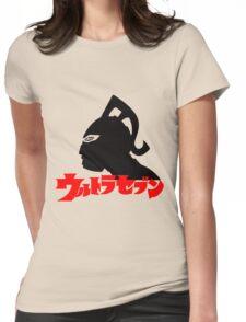 ULTRA SEVEN ULTRAMAN 7 JAPAN SUPERHERO Womens Fitted T-Shirt