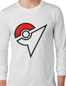 Pokemon Symbol Long Sleeve T-Shirt