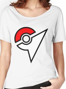 Pokemon Symbol Women's Relaxed Fit T-Shirt