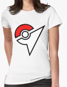 Pokemon Symbol Womens Fitted T-Shirt