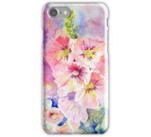 Cottage Garden Summer iPhone Case/Skin