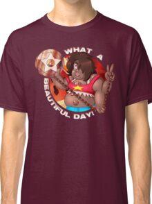 Smokey Quartz -What A Beautiful Day- Classic T-Shirt