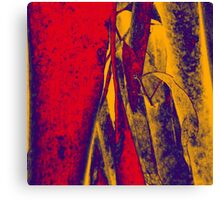 Abstract Stripes Canvas Print