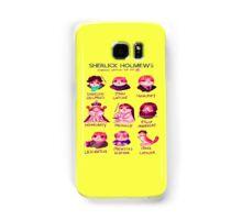 pussies adventure Samsung Galaxy Case/Skin