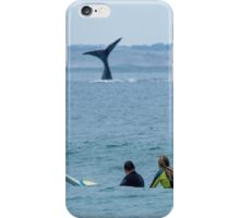 Whale 2016 2 iPhone Case/Skin