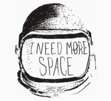 I Need More Space by Alex Carvalho