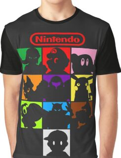 I'm a Nintendo Fan Graphic T-Shirt